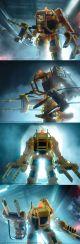 52toys MegaBox Aliens Power Loader,in stock