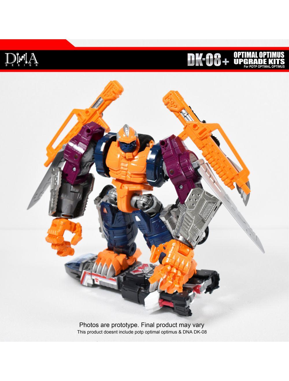 DNA Upgrade Kits DK-08 For Optimal Optimus,In stock