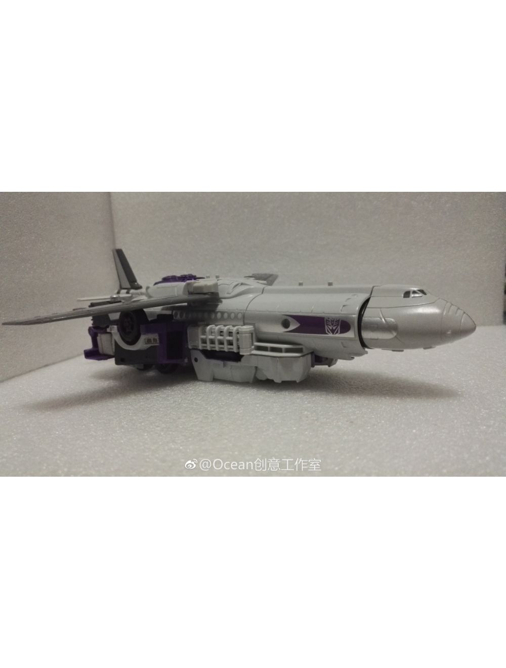 Ocean Detail decals for Movie 5 Barricade,In stock!